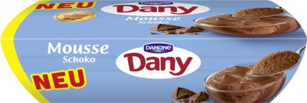Schokoladen-Mousse 2er