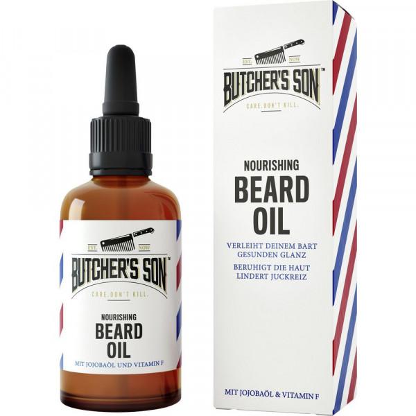 Bartöl Nourishing Beard Oil