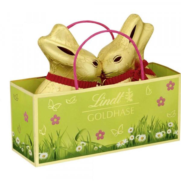 """Schokoladen-Goldhase """"Osterfreuden"""""""