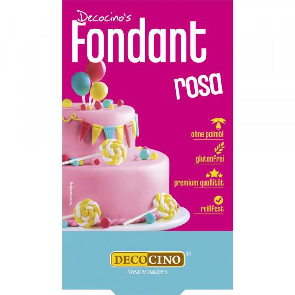 Rollfondant, rosa