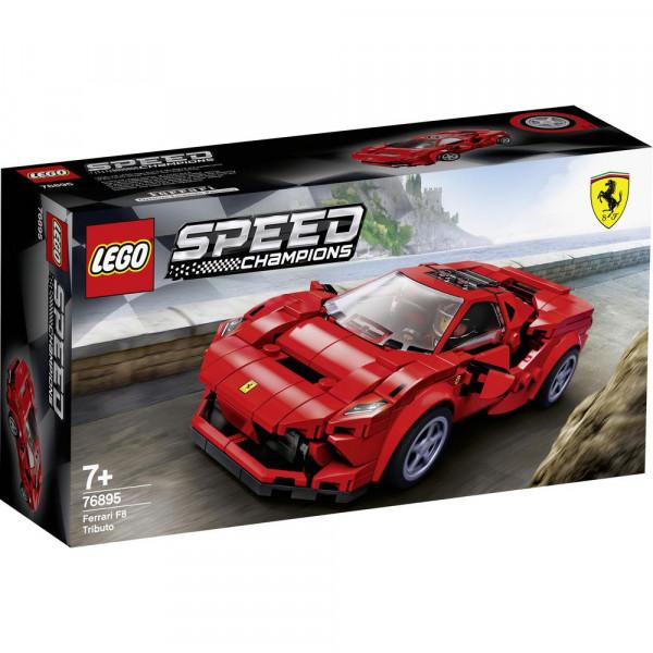 LEGO 76895 Ferrari F8 Tribut