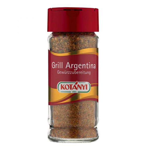 Gewürzzubereitung, Grill Argentina