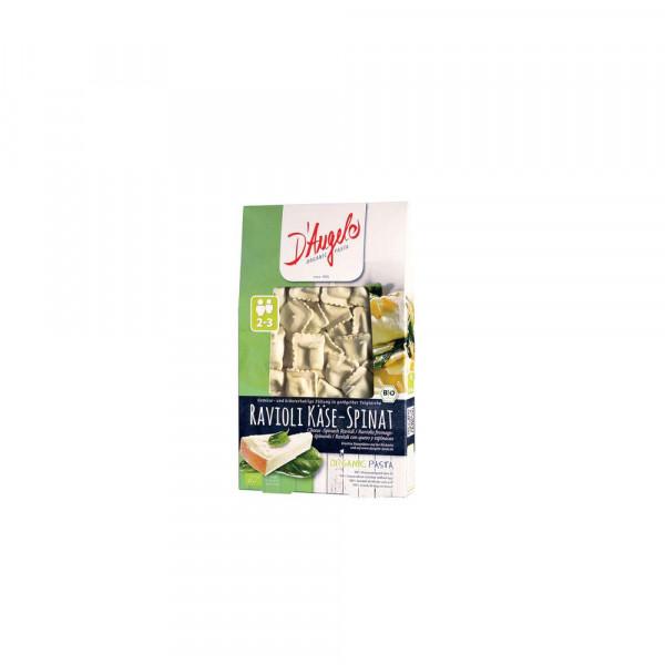 Tortellini, Käse-Spinat
