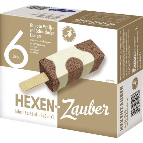 Stieleis, Bourbon Vanille-Schokolade
