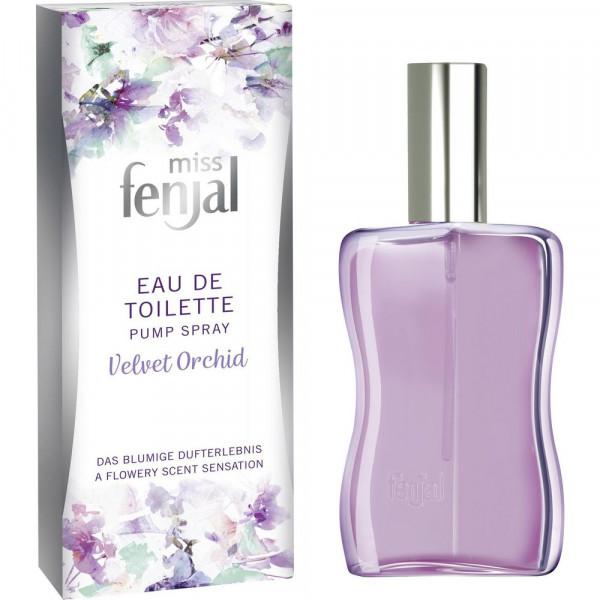 Miss Fenjal Damen Eau de Toilette Velvet Orchid