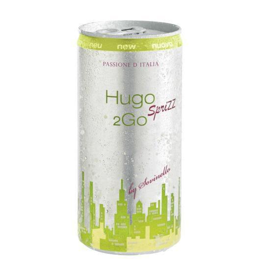 2Go Secco Hugo