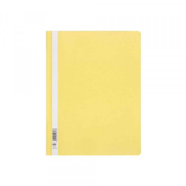 Schnellhefter A4, 160 Blatt, gelb