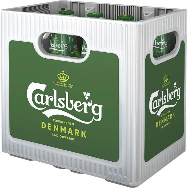 Pilsener Bier 5% (11 x 0.5 Liter)