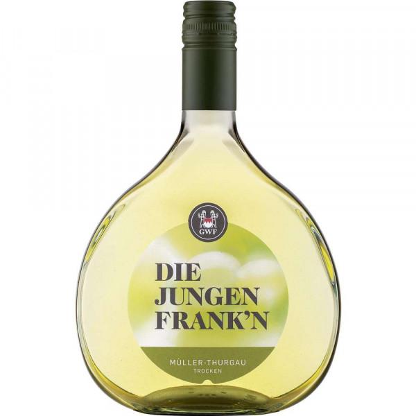 Müller-Thurgau trocken Franken DQW