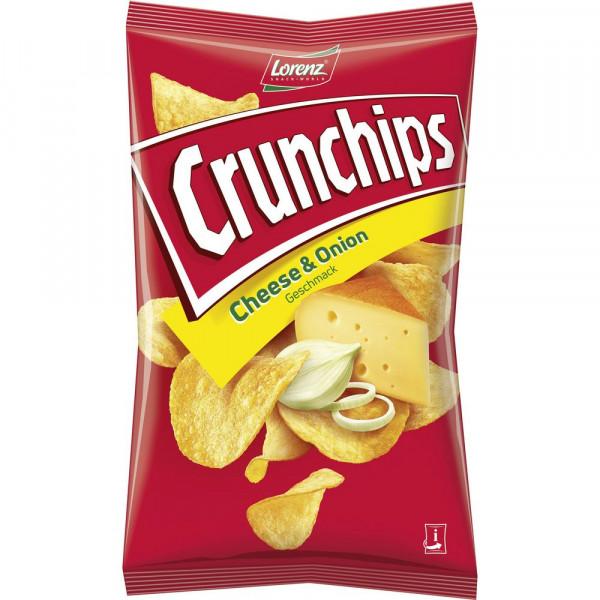 """Kartoffelchips """"Cheese & Onion"""" mit Käse- & Zwiebel-Geschmack"""