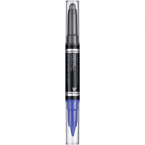 Lidschatten Eyemazing Double Effect Eyeshadow & Eyeliner, 004