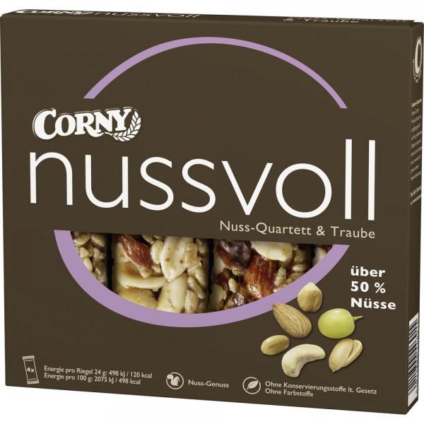 "Müsliriegel ""Nussvoll"", Traube"
