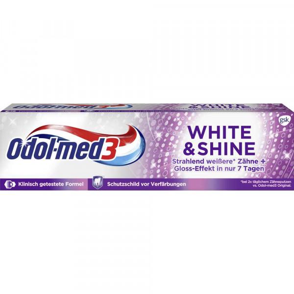 Zahncreme, White & Shine