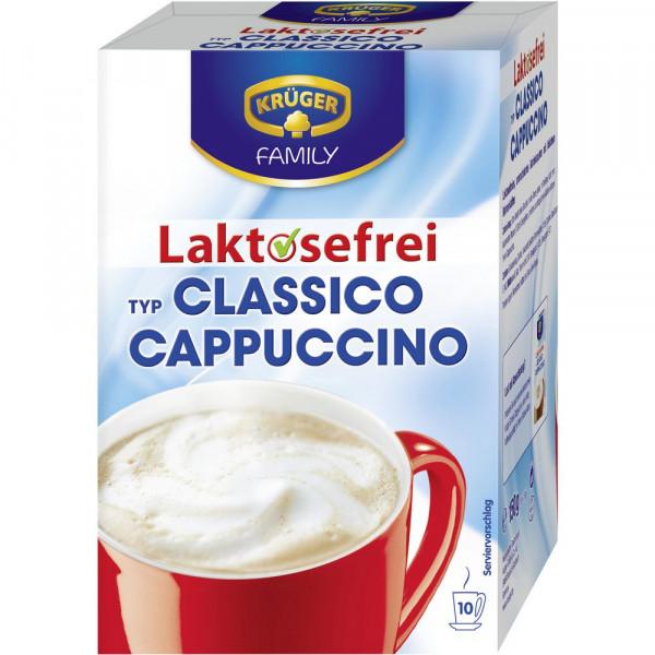 Cappuccino, laktosefrei
