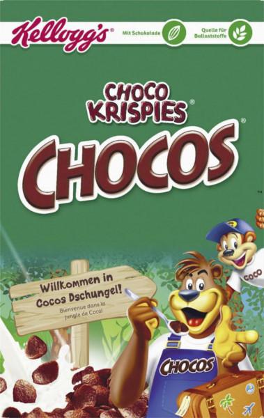 "Cornflakes ""Choco Krispies"", Chocos"