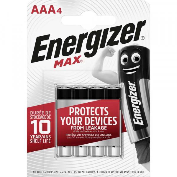 Max Micro (AAA) 1,5 Volt