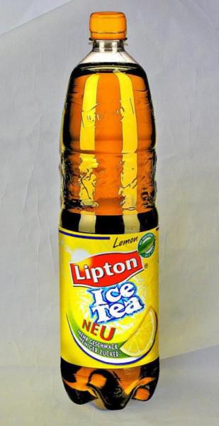 Eistee, Lemon