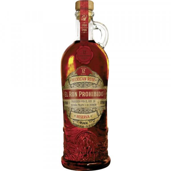 Mexican Rum Habanero Reserva 40%