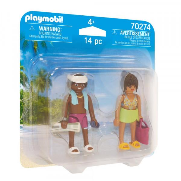 PLAYMOBIL 70274 DuoPack Urlauberpaar