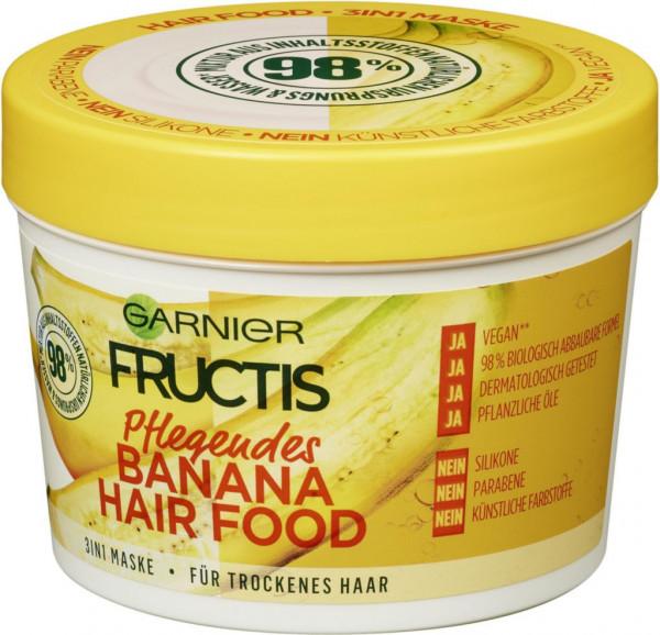 "Haarpflegemaske ""Fructis"", Banane"