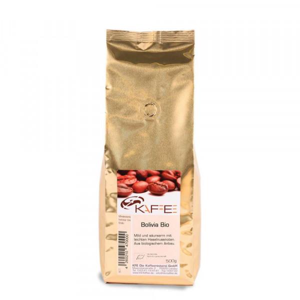 """Kaffee-Bohnen """"Bolivia Bio"""""""