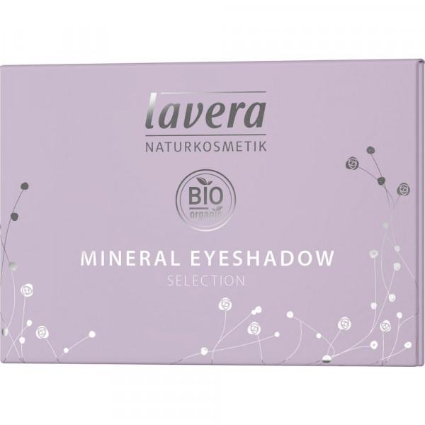 Lidschatten Mineral Eyeshadow Selection, Blooming Pastel 02