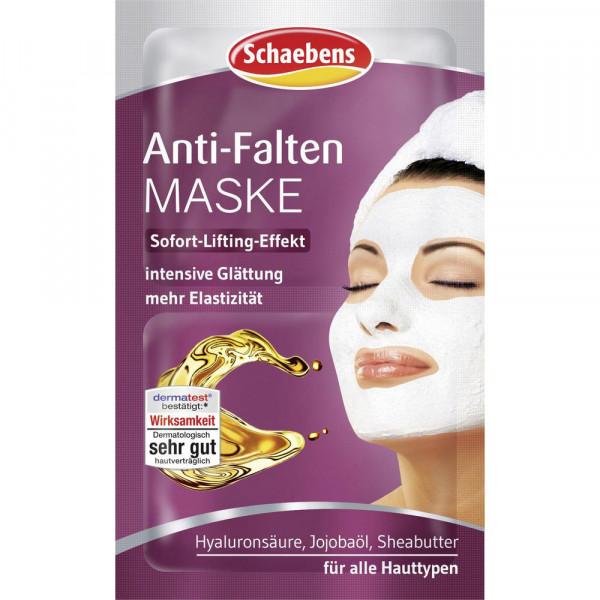 Maske, Anti-Falten