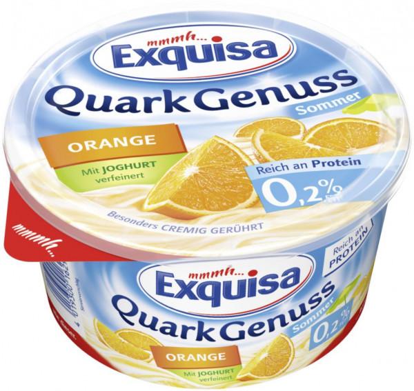 Quark Genuss, Orange