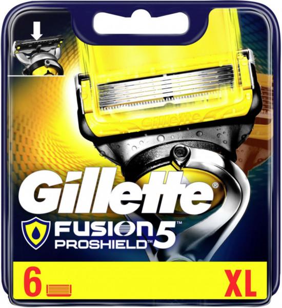 Fusion5 Proshield Chill, Rasierklingen