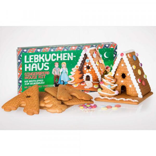DIY Lebkuchenhaus