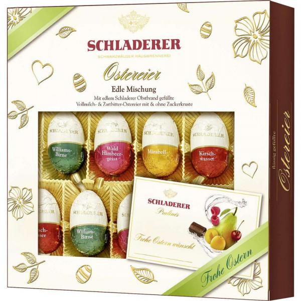 """Schokoladen-Ostereier """"Edle Mischung"""""""
