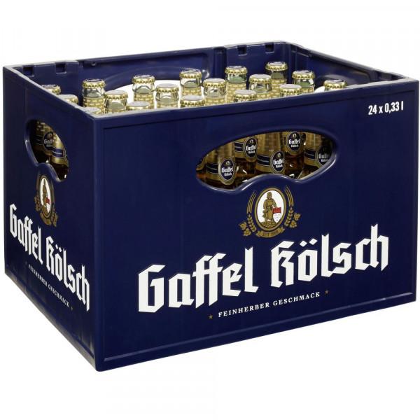Kölsch Bier 4,8% (24 x 0.33 Liter)
