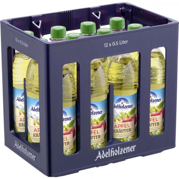 Apfel-Kräuter Schorle (12 x 0.5 Liter)