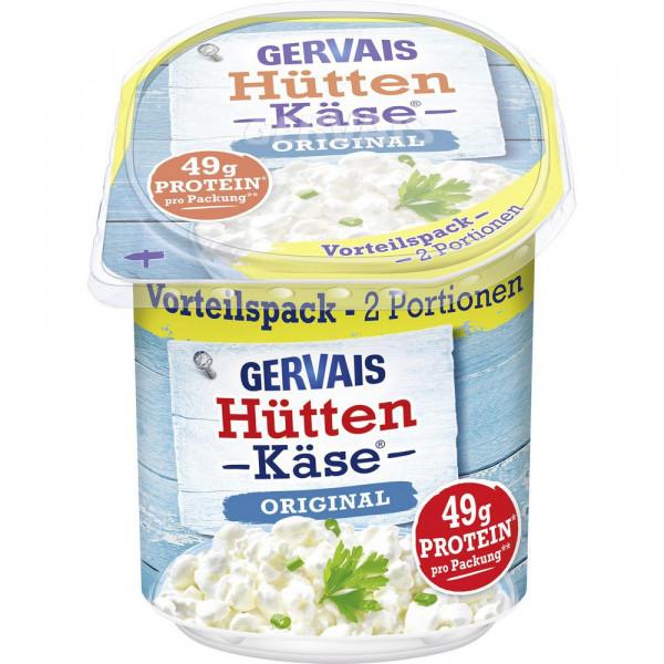 Hüttenkäse, Original