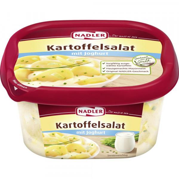 Kartoffelsalat, Joghurt