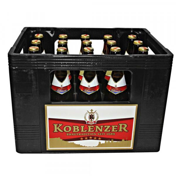 Weizenbier, hefetrüb 5,1% (20 x 0.5 Liter)