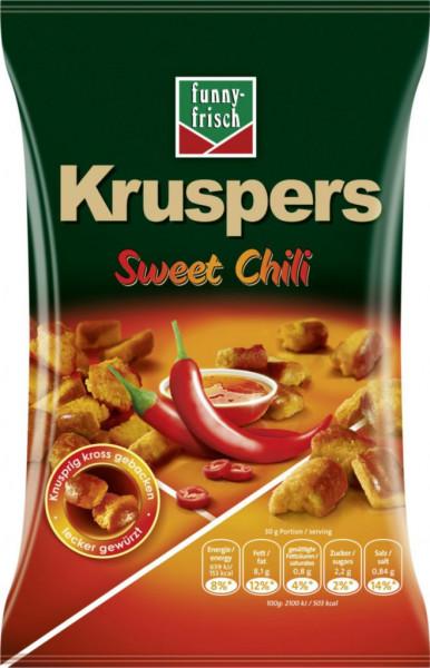 "Weizen-Kräcker ""Kruspers"", Sweet Chili"