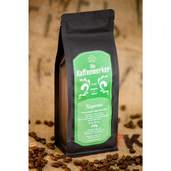 Kaffee-Bohnen Kayanza