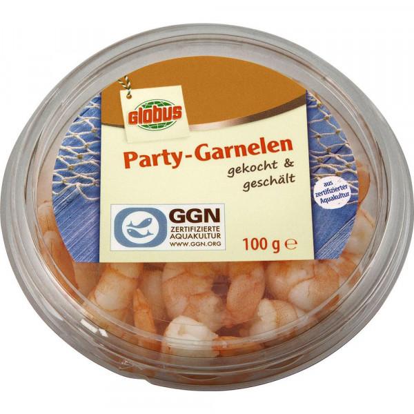 Party Garnelen, gekocht & geschält