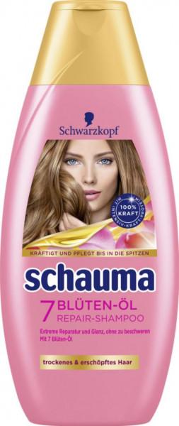 "Schauma Shampoo ""7 Blüten-Öl Repair"""