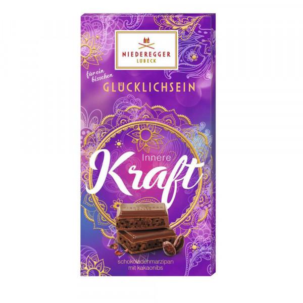 """Schokoladenmarzipan """"Glücklichsein"""""""