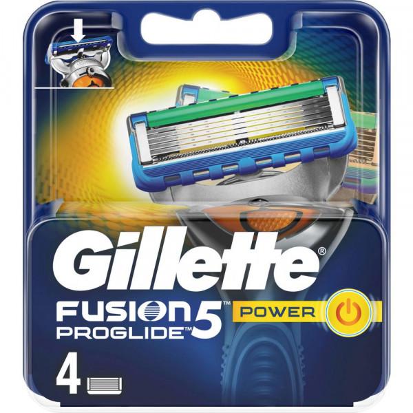 Fusion5 ProGlide Power, Rasierklingen