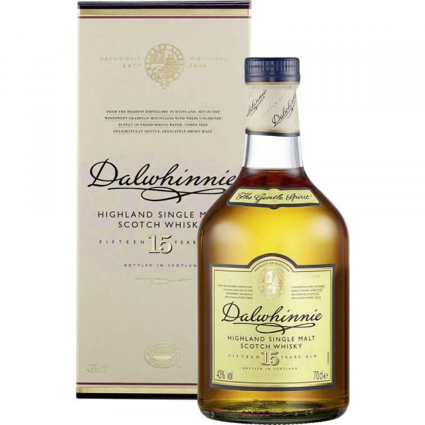 Highland Malt Scotch Whisky 15 Jahre 43%