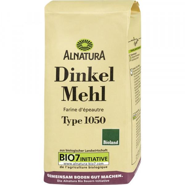 Dinkelmehl, Typ 1050