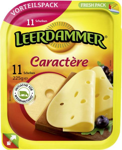 Käsescheiben Caractère