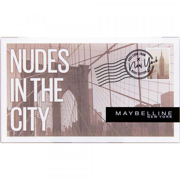 Lidschatten Palette Nudes in the City