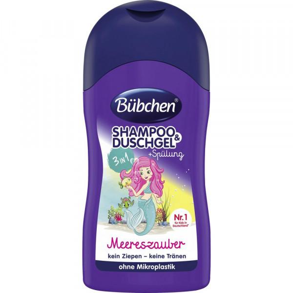 """Duschgel, Shampoo & Spülung Kids """"Meereszauber"""", 3 in 1"""