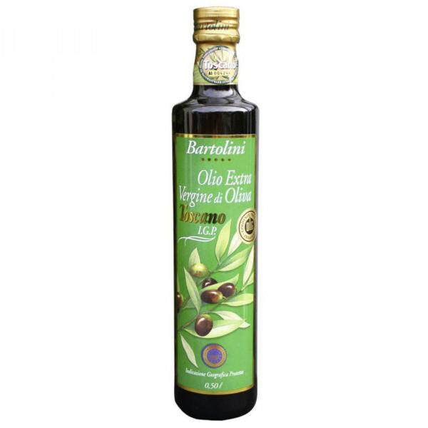 Italienisches Olivenöl, Toskana