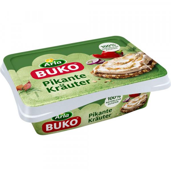 Buko Frischkäse, Kräuter/Pikant