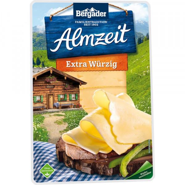 """Käsescheiben """"Almzeit"""", extra würzig"""